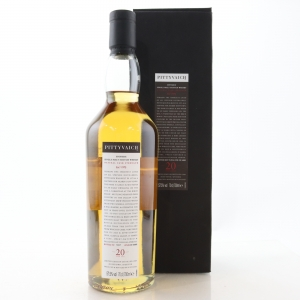 Pittyvaich 1989 Cask Strength 20 Year Old