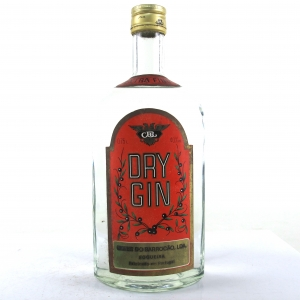 Caves do Barrocao Dry Gin 1980s