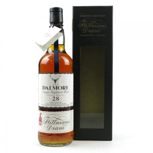 Dalmore 28 Year Old Stillman's Dram