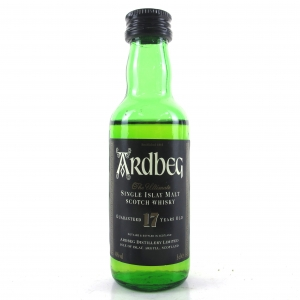 Ardbeg 17 Year Old Miniature 5cl