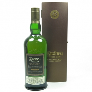 Ardbeg 2000 Lord Robertson Single Cask