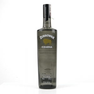 Zubrowka Bison Brand Black Vodka