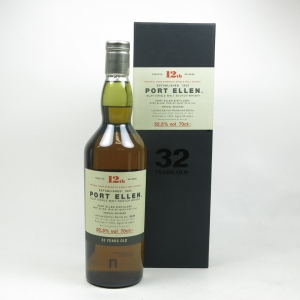 Port Ellen 1979 32 Year Old 12th Release Front