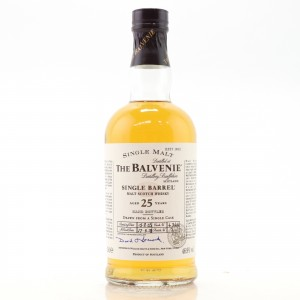 Balvenie 1978 Single Barrel 25 Year Old #6364 20cl