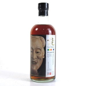 Hanyu 1988 Noh Single Cask 21 Year Old #9306