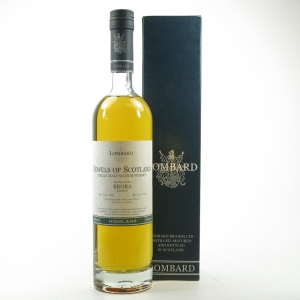 Brora 1982 Lombard 21 Year Old Front
