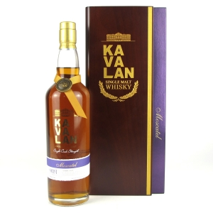 Kavalan Solist Moscatel Single Cask