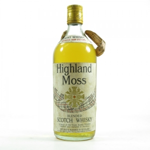 Highland Moss Blended Scotch Whisky 1960s