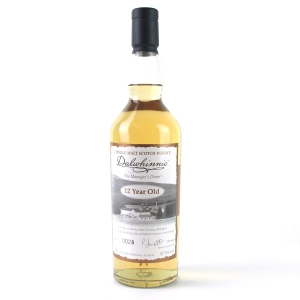 Dalwhinnie 12 Year Old Managers Dram 2009