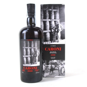 Caroni 2000 High Proof 17 Year Old