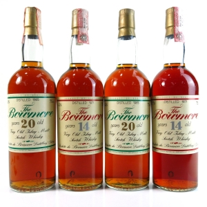 Bowmore Sestante Collection 4 x 75cl