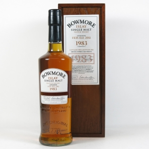 Bowmore 1983 Feis Ile 2011 front