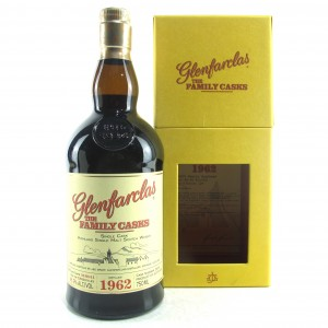 Glenfarclas 1962 Family Cask #2639 75cl / US Import