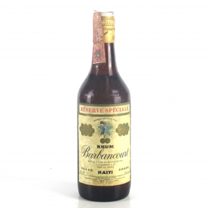 Barbancourt 5 Star Rum 1980s