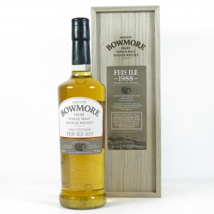 Bowmore 1988 Feis Ile 2013 Front