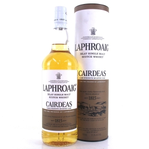 Laphroaig Cairdeas 2017 Cask Strength Quarter Cask 75cl / US Import