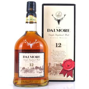 Dalmore 12 Year Old 1990s