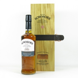 Bowmore 1985 Feis Ile 2012 front