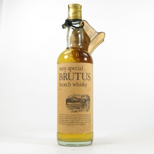 Brutus Very Special Scotch Whisky 1980s