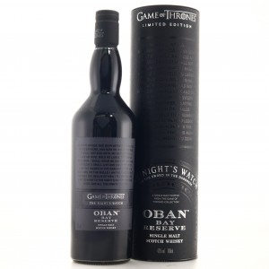 Oban Bay Reserve Game of Thrones / The Night's Watch