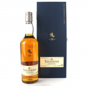 Talisker 30 Year Old 2008 Release