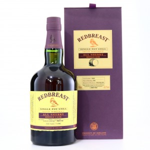 Redbreast 2001 All Sherry Single Cask #18829 / Master of Malt