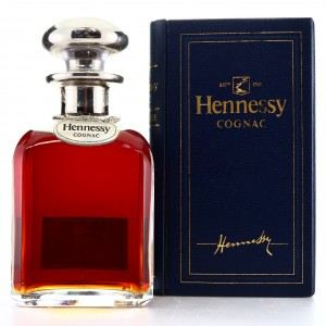 Hennessy Cognac Library Tome Blue Book