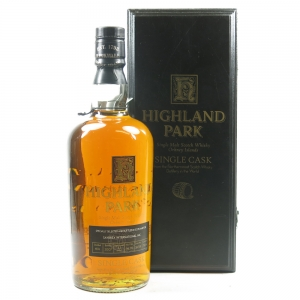 Highland Park 1974 32 Year Old Saybrex International Single Cask