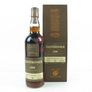 Glendronach 1990 Single Cask 20 Year Old #3068