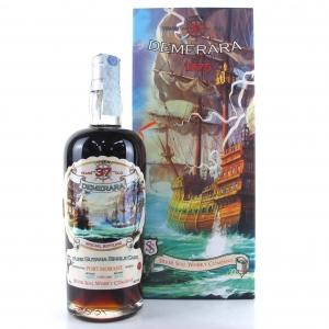 Port Morant 1975 Silver Seal 37 Year Old Demerara Rum