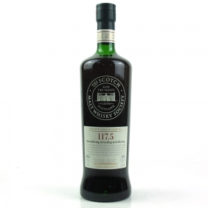 Cooley 1991 SMWS 22 Year Old 117.5 / Unpeated