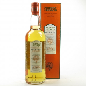 Bruichladdich 1986 Murray McDavid 15 Year Old