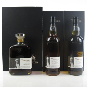Adelphi Glover 14, 18, and 22 Year Old 3 x 70cl