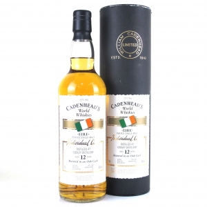 Cooley Peated 2004 Cadenhead's 12 Year Old