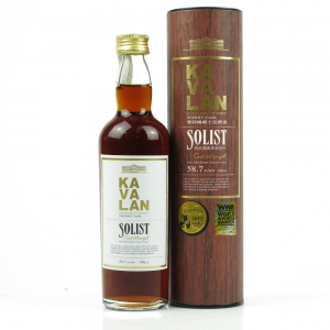 Kavalan Solist Cask Strength Sherry Cask 19.6cl
