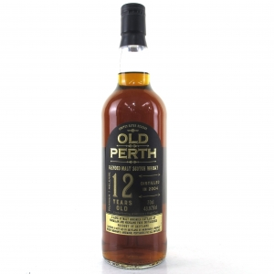 Old Perth 2004 12 Year Old Blended Malt / Number 1 Release