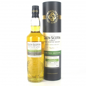 Glen Scotia 2007 Single Cask #178 / Royal Mile Whiskies Exclusive