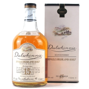 Dalwhinnie 15 Year Old 1 Litre