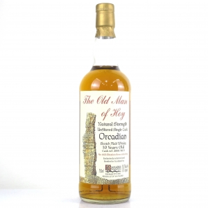The Old Man of Hoy Blackadder Orcadian Single Cask Single Malt