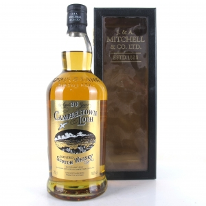 Campbeltown Loch 30 Year Old Spirit of Freedom