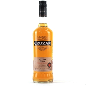 Cruzan Aged Rum 75cl / US Import