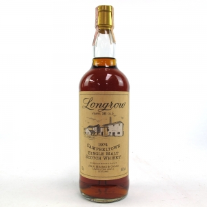 Longrow 1974 16 Year Old 75cl