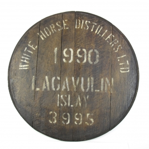 *DETAILS Lagavulin 1990 Cask End