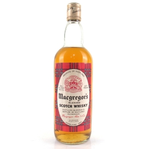 MacGregor's Scotch Whisky​ 1970s
