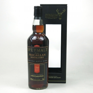 Macallan 1965 Speymalt Gordon and Macphail