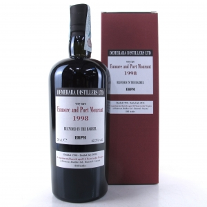 Enmore and Port Mourant 1998 Blended in the Barrel Rum