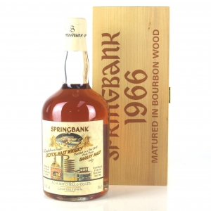 Springbank 1966 Local Barley 32 Year Old #492