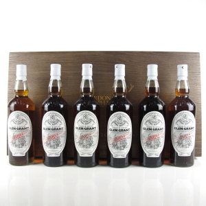 Glen Grant Collection Gordon and MacPhail 6 x 70cl