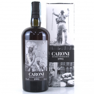 Caroni 1991 Blended Trinidad Rum 19 Year Old