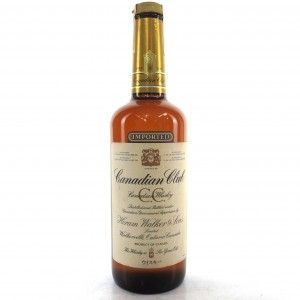Canadian Club 1985 / Japanese Import